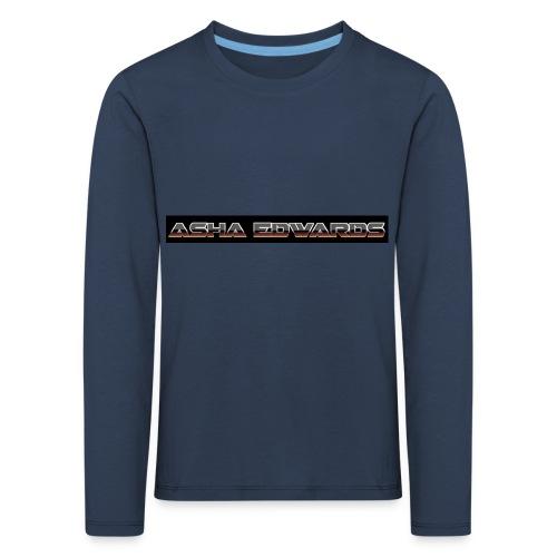 Asha_Edwards_Merch_ - Kids' Premium Longsleeve Shirt