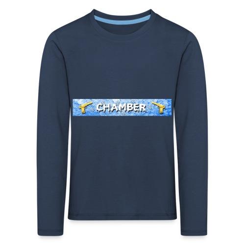 Chamber - Maglietta Premium a manica lunga per bambini