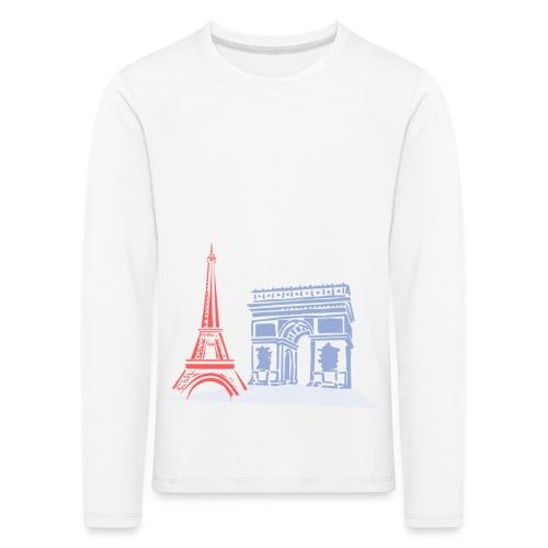 Paris - T-shirt manches longues Premium Enfant