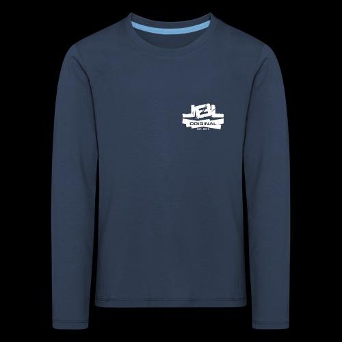 LBL Original white png - Kids' Premium Longsleeve Shirt