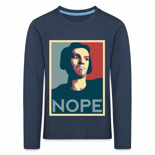 NOPE USA - T-shirt manches longues Premium Enfant