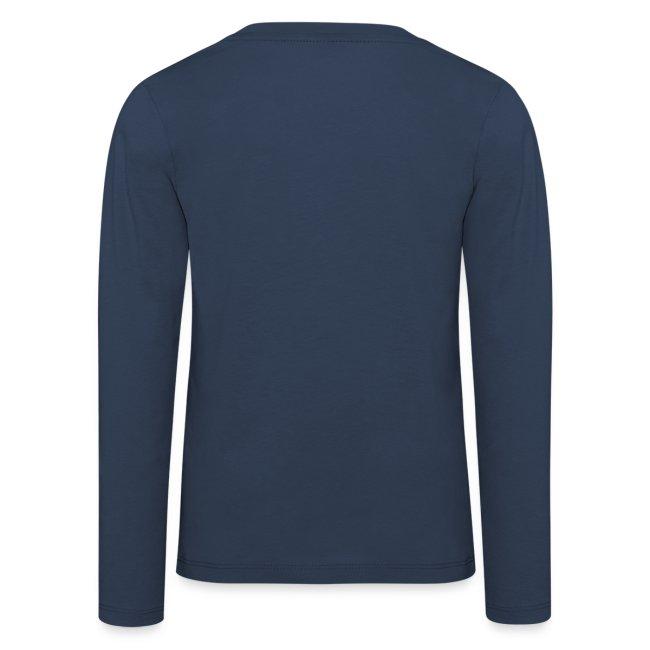 Vorschau: rad ab_einhorn - Kinder Premium Langarmshirt