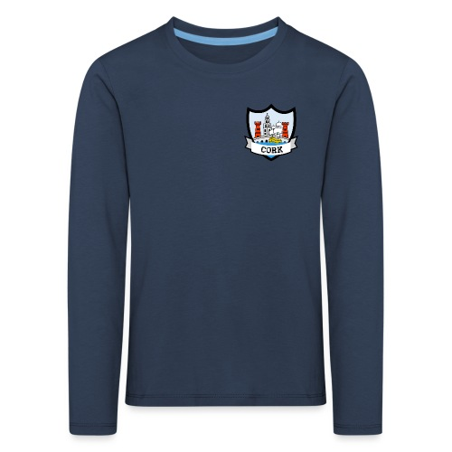 Cork - Eire Apparel - Kids' Premium Longsleeve Shirt