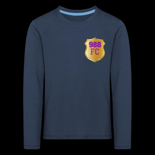 988 FC shirts - Kids' Premium Longsleeve Shirt