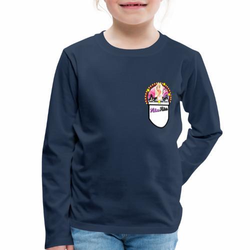 Nina Nice Pocket - Kinder Premium Langarmshirt