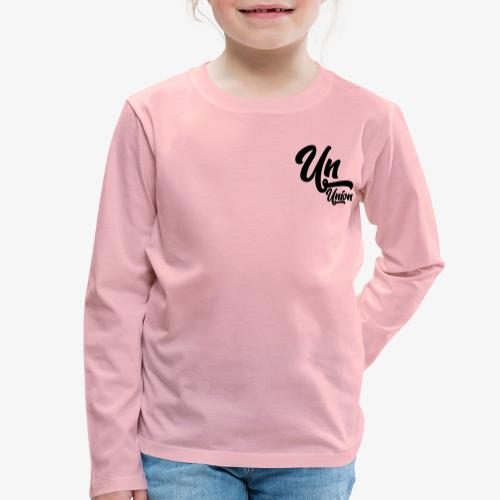 Union - T-shirt manches longues Premium Enfant