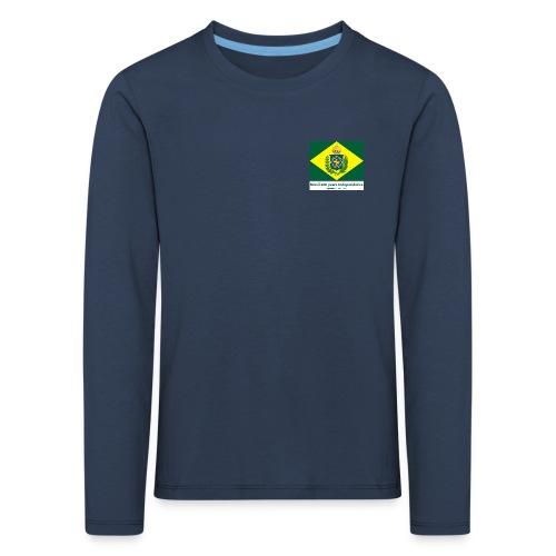 Brazil 200 years independence - Premium langermet T-skjorte for barn