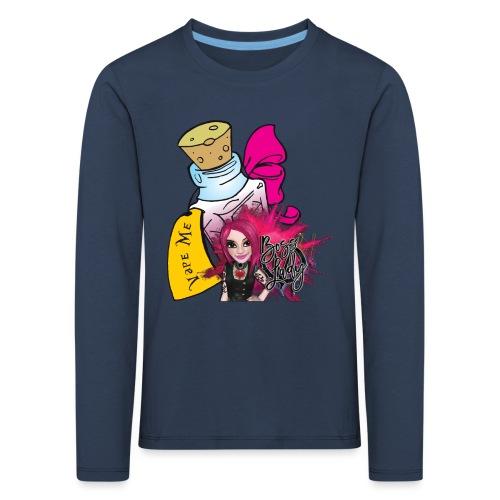 Vape Me - Maglietta Premium a manica lunga per bambini