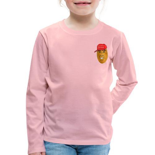 Potato - T-shirt manches longues Premium Enfant