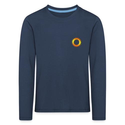 Sonnenzahnrad - Kinder Premium Langarmshirt