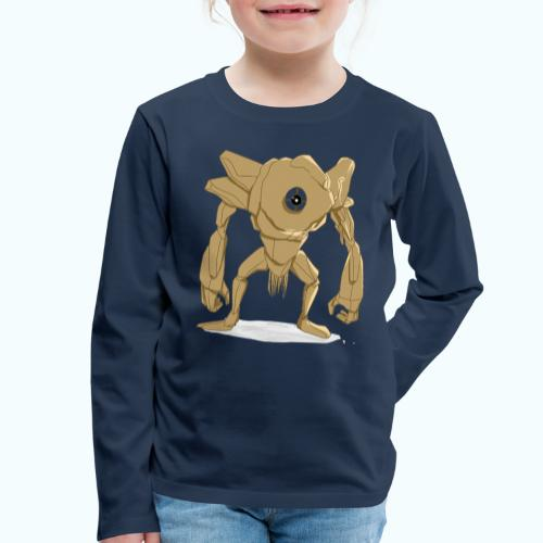 Cyclops - Kids' Premium Longsleeve Shirt