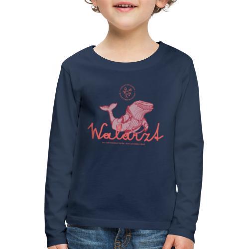 Der Walarzt - Kinder Premium Langarmshirt
