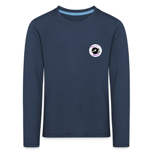 Official Pretty Ninja Logo - Kids' Premium Longsleeve Shirt