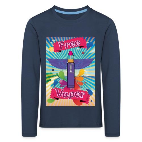 hawai png - T-shirt manches longues Premium Enfant