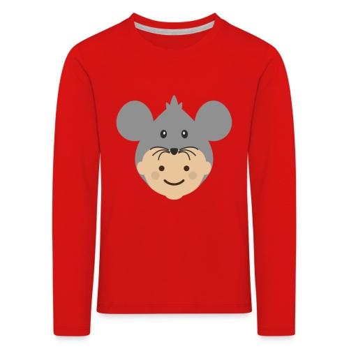 Mr Mousey | Ibbleobble - Kids' Premium Longsleeve Shirt