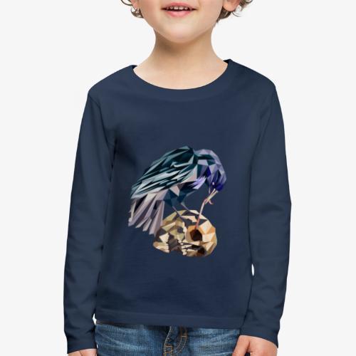 cubicraven - T-shirt manches longues Premium Enfant