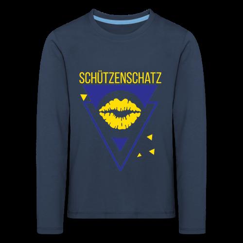 Schützenschatz - Kinder Premium Langarmshirt