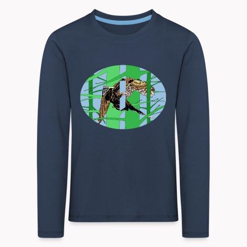 Moineau - T-shirt manches longues Premium Enfant
