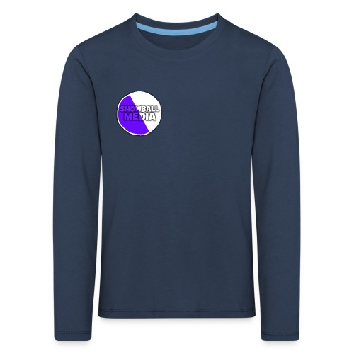 Snowball Media - Kids' Premium Longsleeve Shirt