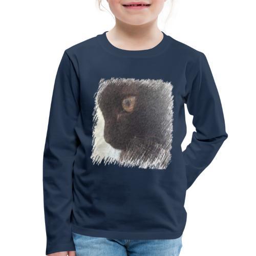 chat - T-shirt manches longues Premium Enfant