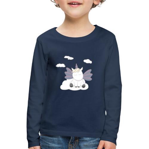 Kleiner Träumer - Kinder Premium Langarmshirt