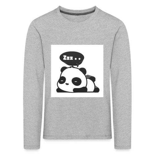 shinypandas - Kids' Premium Longsleeve Shirt