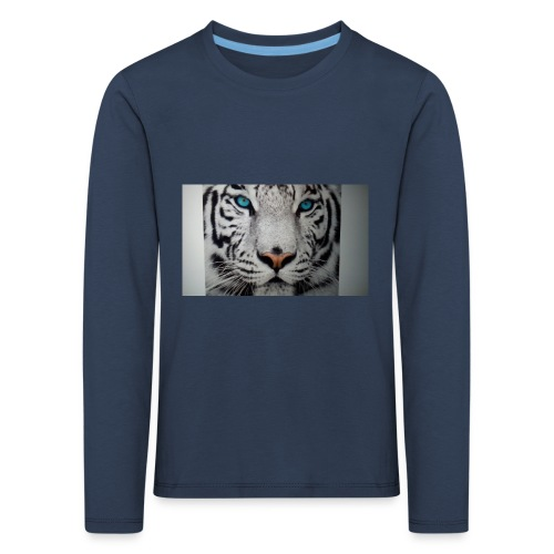 Tiger merch - Kids' Premium Longsleeve Shirt