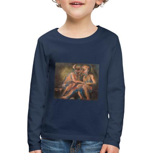Gli Angeli - Maglietta Premium a manica lunga per bambini