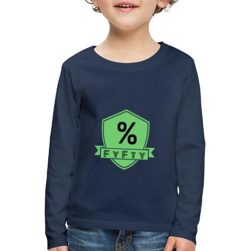 D38ED234 D537 4561 B7C3 826E8A15AF48 - Camiseta de manga larga premium niño