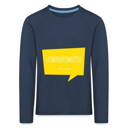 Sinti Lives Matter - Kids' Premium Longsleeve Shirt