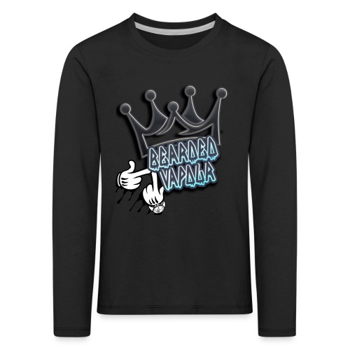 all hands on deck - Kids' Premium Longsleeve Shirt