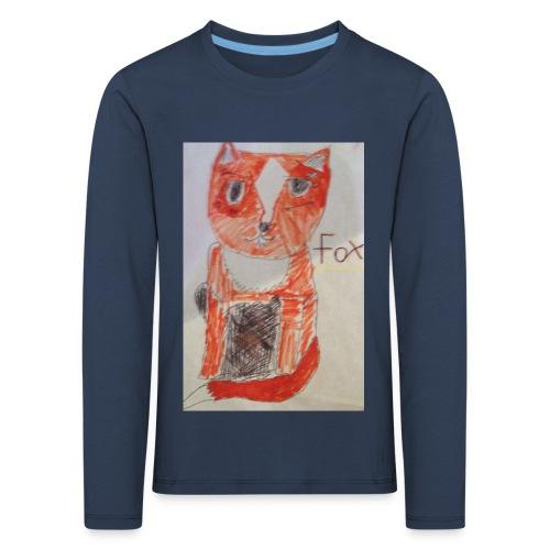 fox - Kids' Premium Longsleeve Shirt