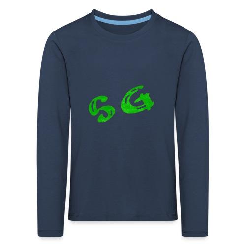 StreamGangster - Kinderen Premium shirt met lange mouwen