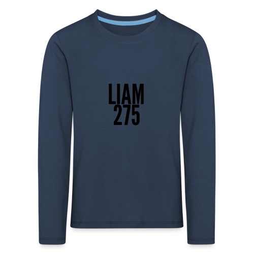 LIAM 275 - Kids' Premium Longsleeve Shirt
