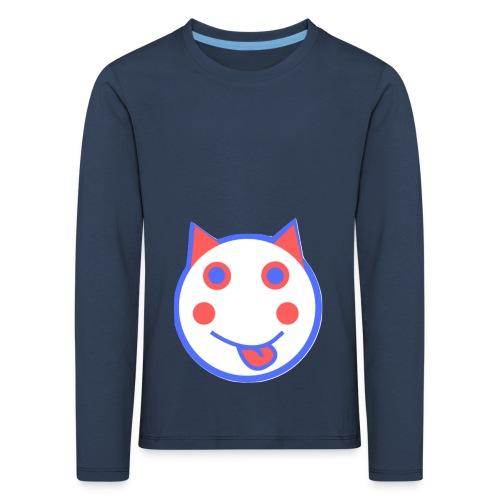 Red White And Blue - Alf Da Cat - Kids' Premium Longsleeve Shirt