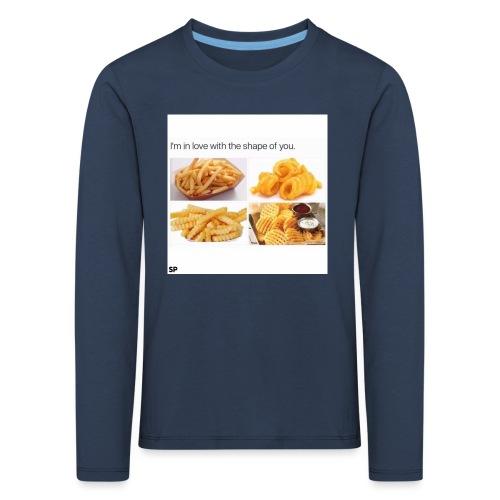 Shape - Kinder Premium Langarmshirt