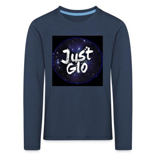 Just gio - Maglietta Premium a manica lunga per bambini