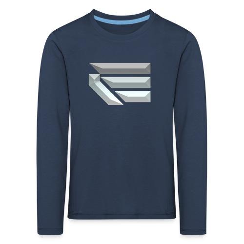 Edmondson's YouTube Logo - Kids' Premium Longsleeve Shirt
