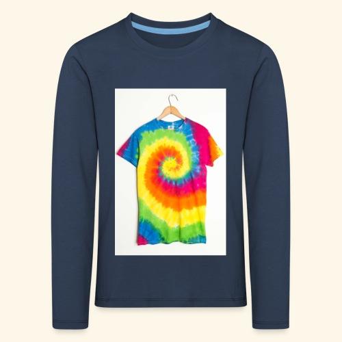 tie die - Kids' Premium Longsleeve Shirt