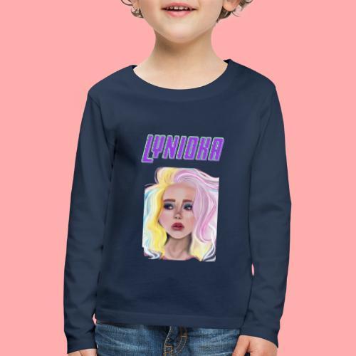 Princesse Lynioka - T-shirt manches longues Premium Enfant