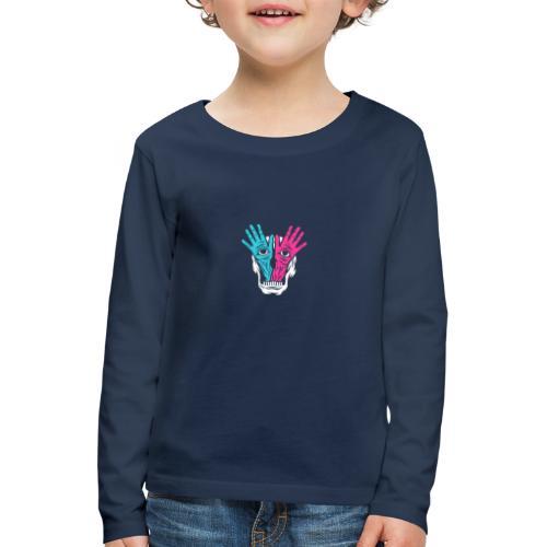 Feckers Logo - T-shirt manches longues Premium Enfant