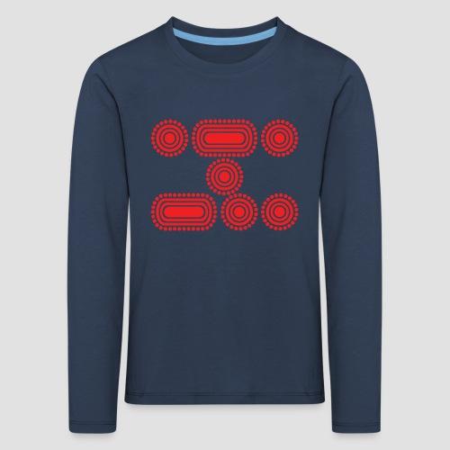 CODE RED - Kids' Premium Longsleeve Shirt