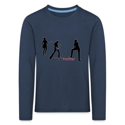 ROCK Profiler artistprofiler - Långärmad premium-T-shirt barn