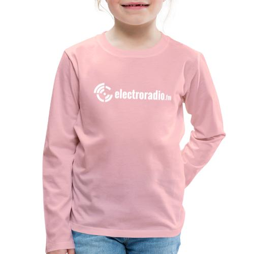electroradio.fm - Kids' Premium Longsleeve Shirt