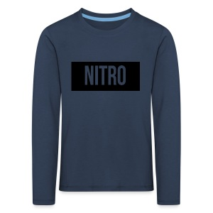 Nitro Merch - Kids' Premium Longsleeve Shirt