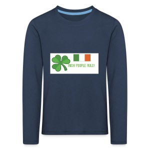 Exclusive St. Patrick's Day Clothes For Kids - Kids' Premium Longsleeve Shirt
