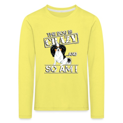 phalecrazy3 - Kids' Premium Longsleeve Shirt