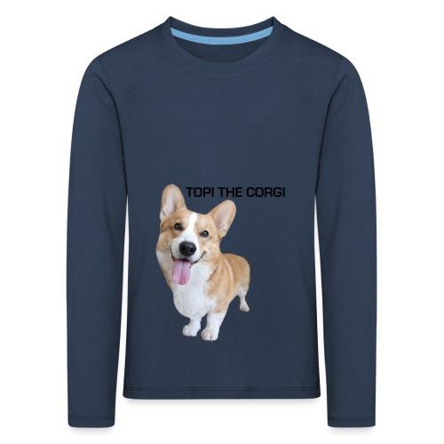 Silly Topi - Kids' Premium Longsleeve Shirt