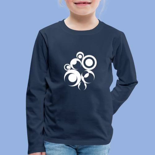 Should I stay or should I go Blanc - T-shirt manches longues Premium Enfant