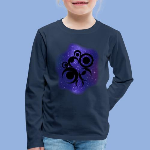 Should I stay or should I go Space 2 - T-shirt manches longues Premium Enfant